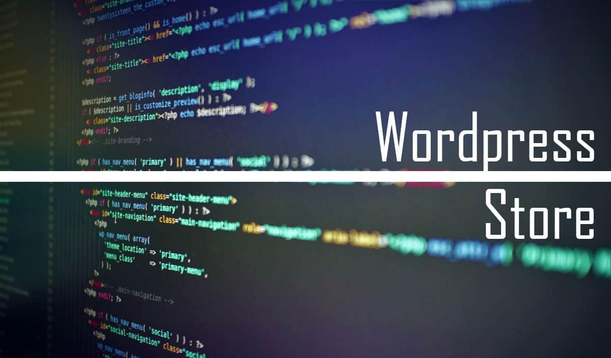 wordpress_store