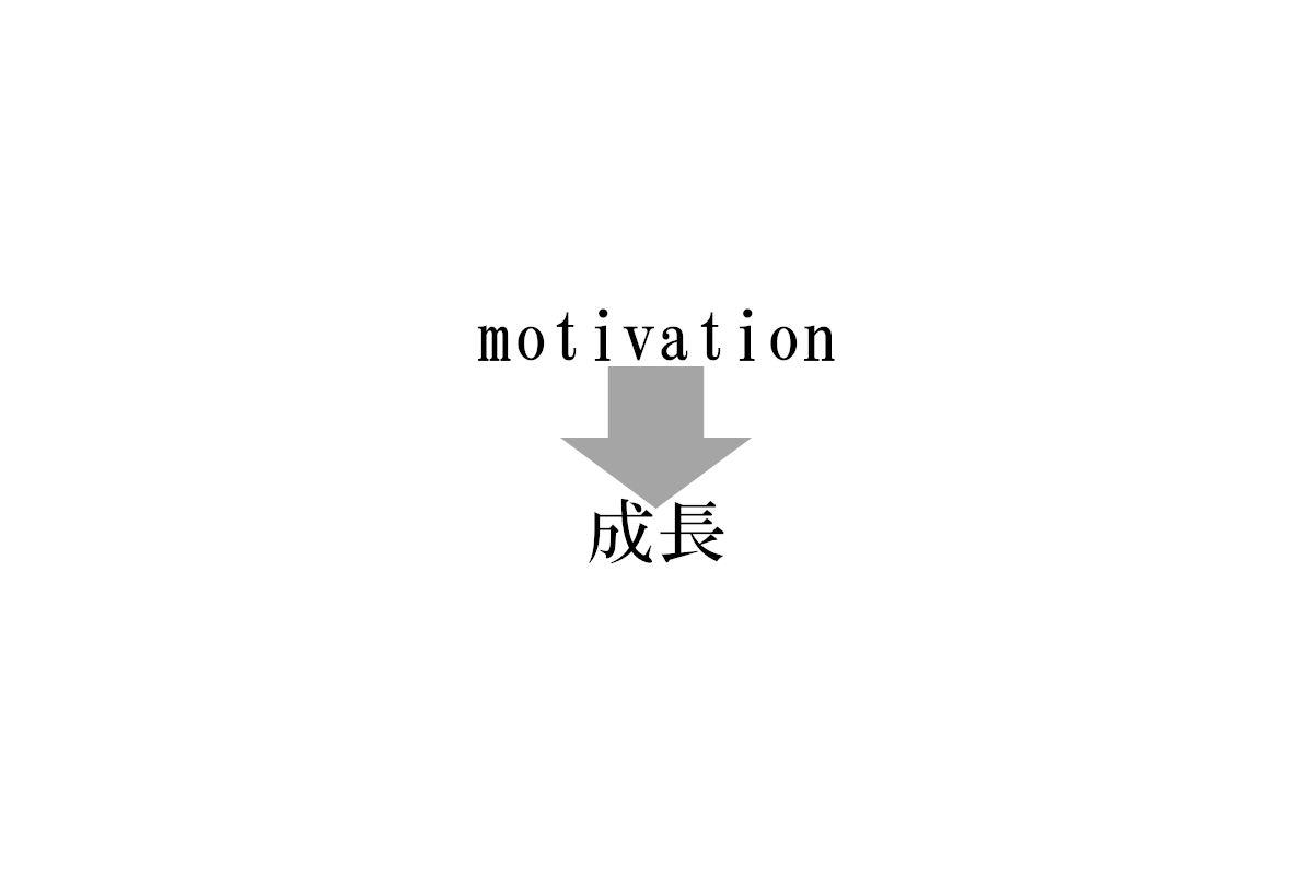 モチベーション・成長